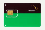 SIM карта Iridium (Ваучер оплаты Iridium 75)