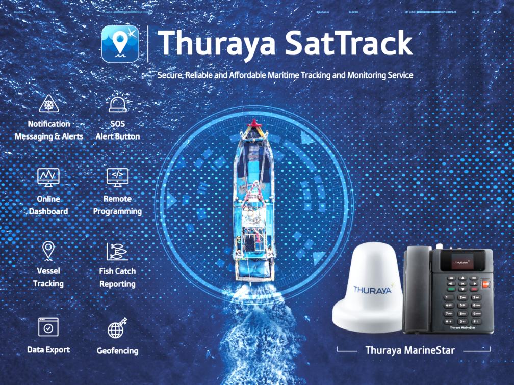 Thuraya StTrack