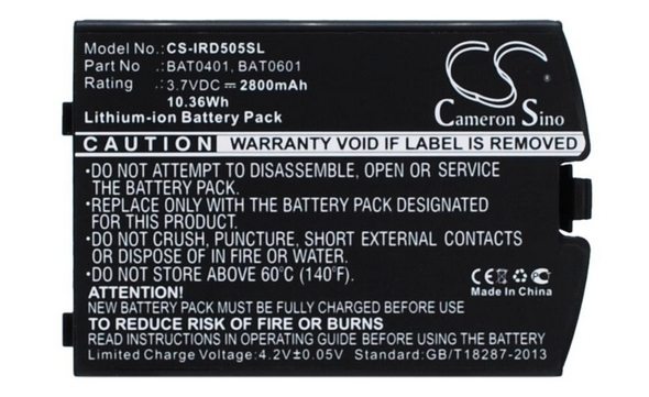 Iridium 9505A battery