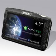 GPS-навигатор EXPLAY PN-375