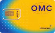 SIM карта Inmarsat Isatphone (без эфирного времени) OMC