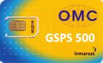 Карта пополнения баланса IsatPhone номиналом 500 единиц OMC