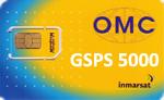 Карта пополнения баланса IsatPhone номиналом 5000 единиц OMC
